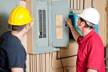 Emergency electrical service